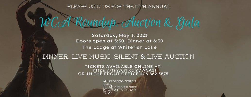 Whitefish Christian Academy Auction and Gala '21